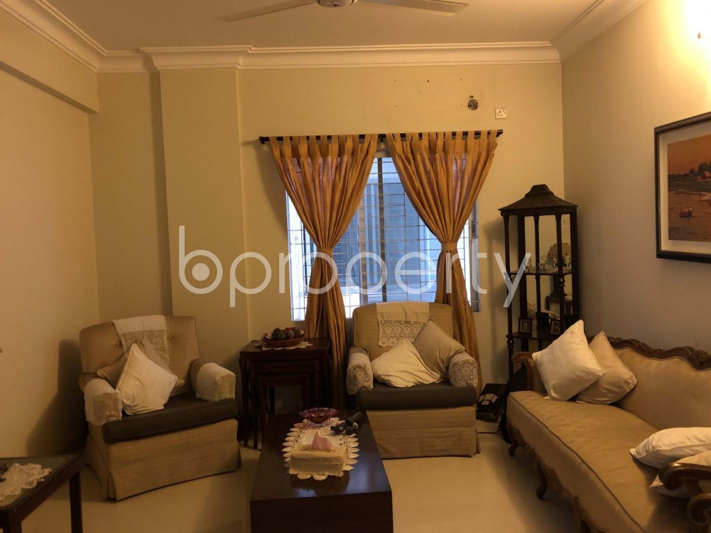 Empty Room - 4 Bed Apartment for Sale in Gulshan, Dhaka - 1781911