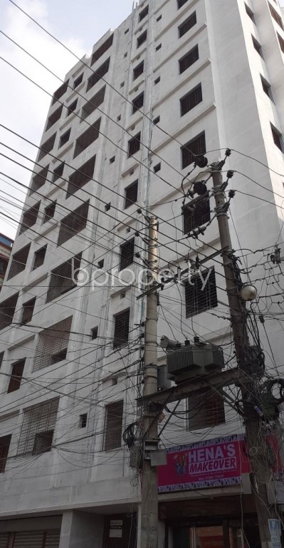 Outside view - 2 Bed Apartment for Sale in Gazipur Sadar Upazila, Gazipur - 1940517