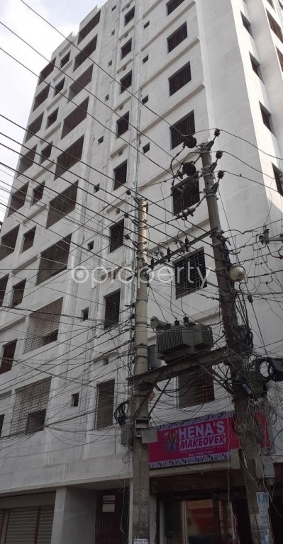 Outside view - 2 Bed Apartment for Sale in Gazipur Sadar Upazila, Gazipur - 1940520