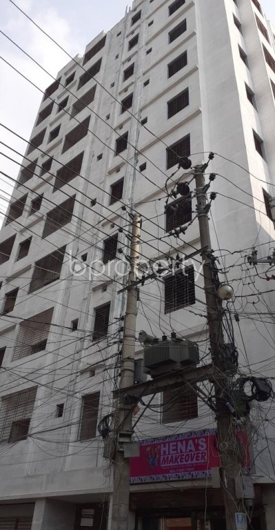 Outside view - 3 Bed Apartment for Sale in Gazipur Sadar Upazila, Gazipur - 1940521