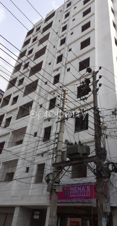 Outside view - 2 Bed Apartment for Sale in Gazipur Sadar Upazila, Gazipur - 1940532