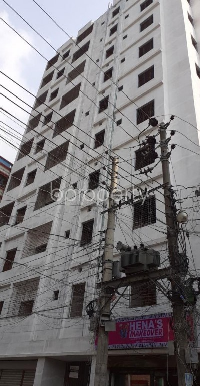 Outside view - 2 Bed Apartment for Sale in Gazipur Sadar Upazila, Gazipur - 1940533