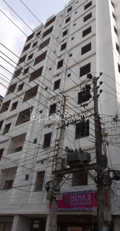 Outside view - 2 Bed Apartment for Sale in Gazipur Sadar Upazila, Gazipur - 1940534
