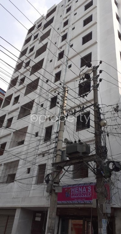 Outside view - 3 Bed Apartment for Sale in Gazipur Sadar Upazila, Gazipur - 1940576