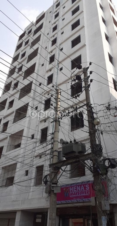 Outside view - 2 Bed Apartment for Sale in Gazipur Sadar Upazila, Gazipur - 1940581