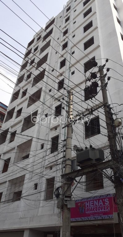Outside view - 3 Bed Apartment for Sale in Gazipur Sadar Upazila, Gazipur - 1940610