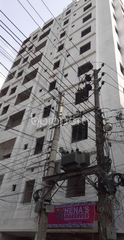 Outside view - 2 Bed Apartment for Sale in Gazipur Sadar Upazila, Gazipur - 1940611