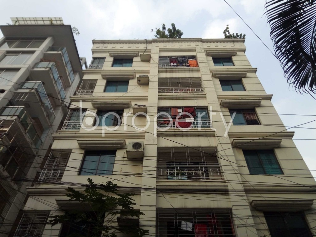 Outside view - 3 Bed Apartment to Rent in Banani, Dhaka - 1940683