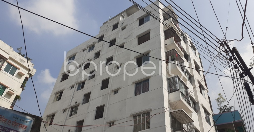 Outside view - 3 Bed Apartment for Sale in Dhanmondi, Dhaka - 1940780