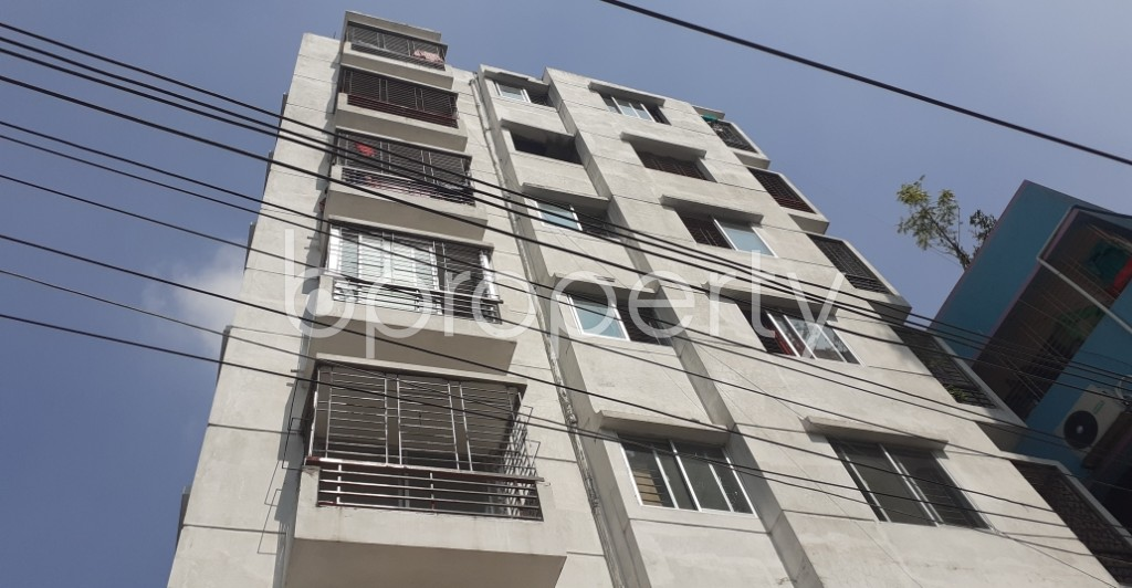 Outside view - 2 Bed Apartment for Sale in Dhanmondi, Dhaka - 1940785