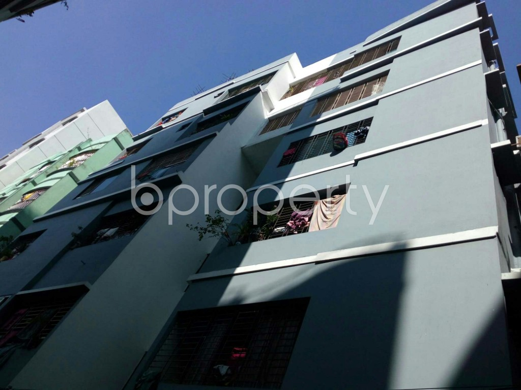 Outside view - 3 Bed Apartment to Rent in Bayazid, Chattogram - 1940837