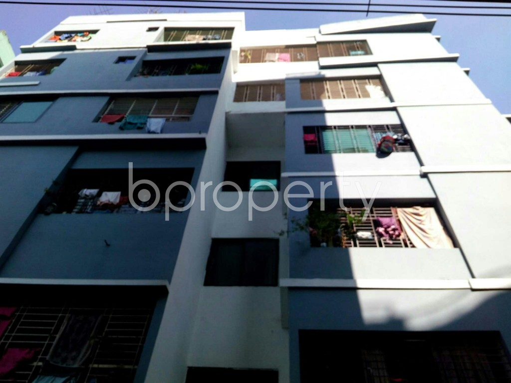 Outside view - 3 Bed Apartment for Sale in Bayazid, Chattogram - 1940838