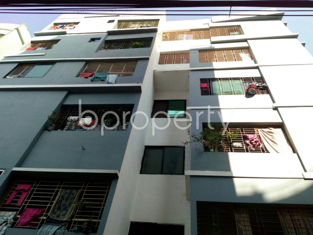 Outside view - 3 Bed Apartment for Sale in Bayazid, Chattogram - 1940839