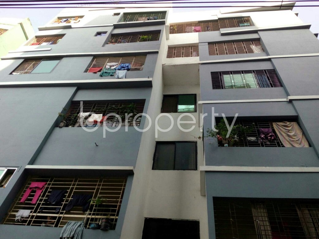Outside view - 3 Bed Apartment for Sale in Bayazid, Chattogram - 1940840