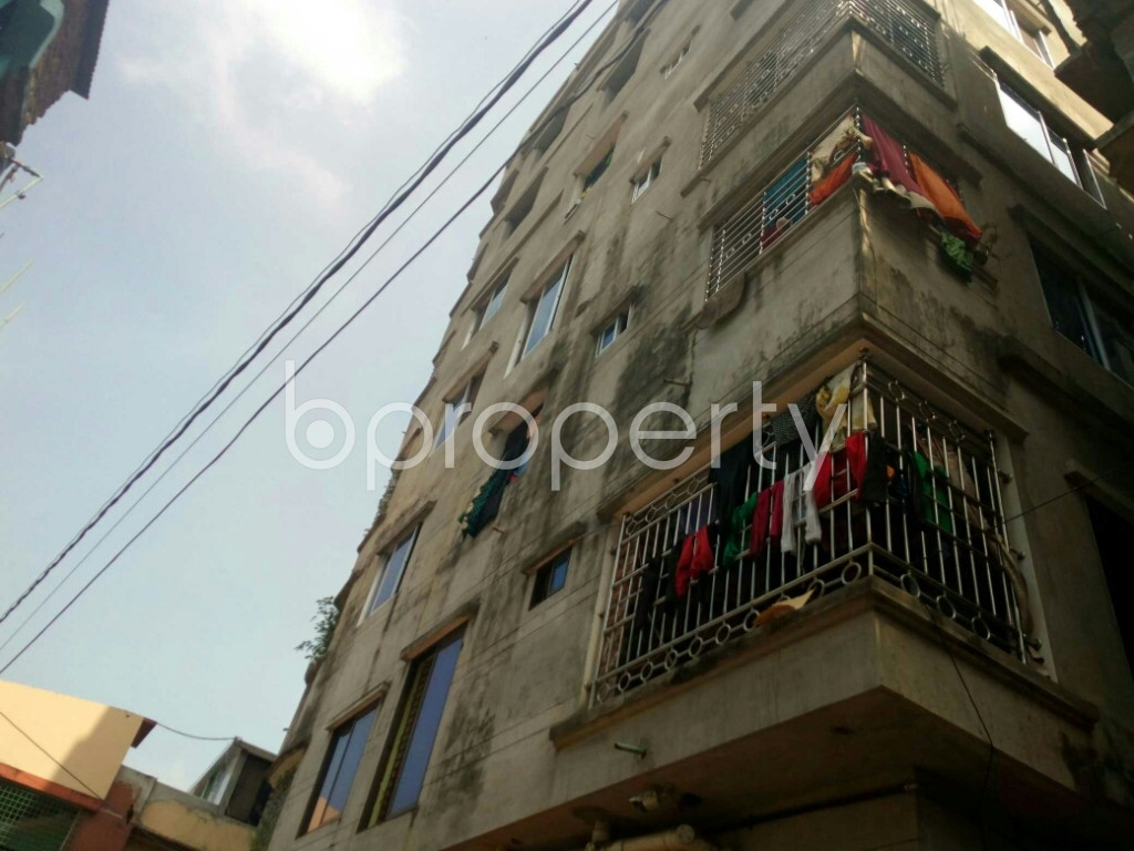 Outside view - 1 Bed Apartment to Rent in Bayazid, Chattogram - 1940863