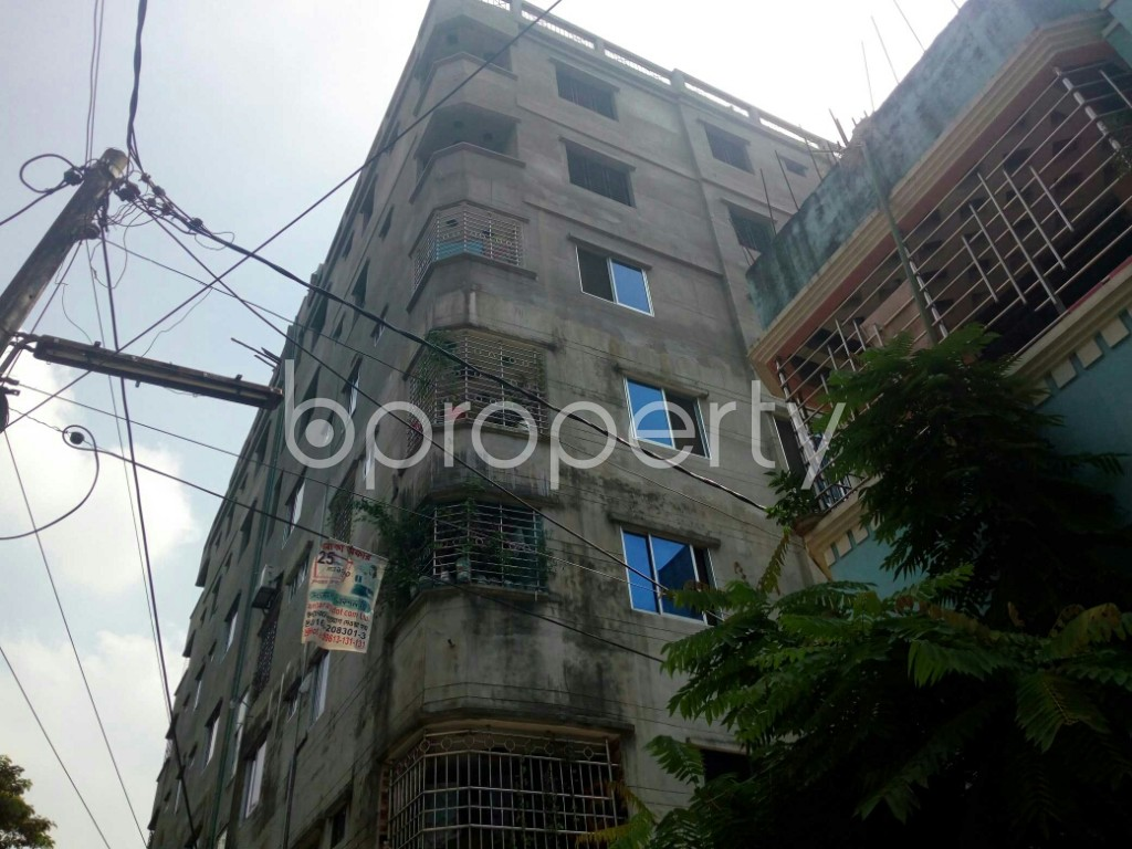 Outside view - 3 Bed Apartment to Rent in Bayazid, Chattogram - 1940866