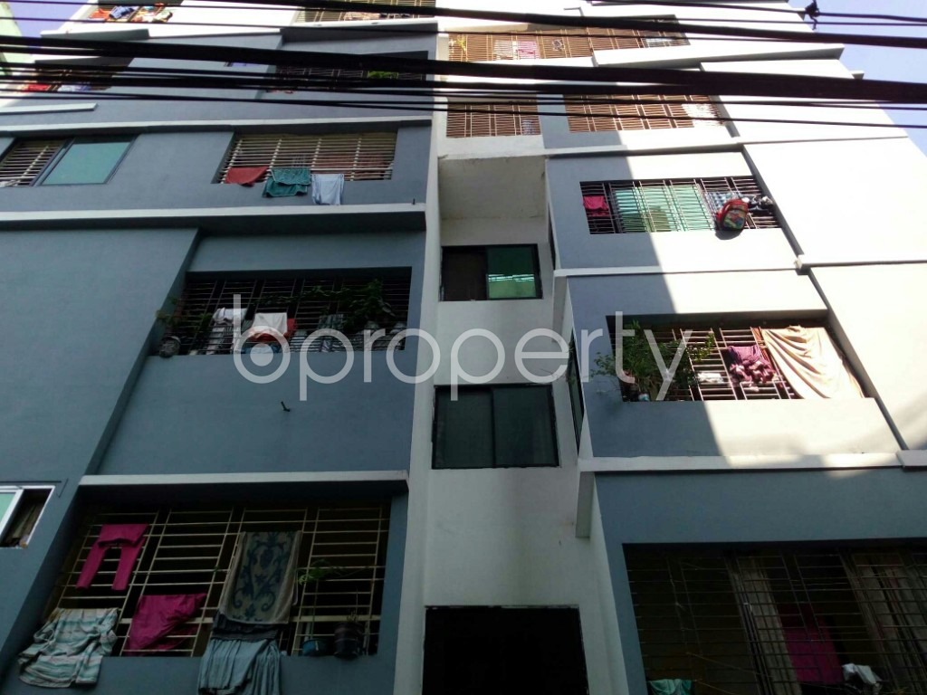 Outside view - 3 Bed Apartment to Rent in Bayazid, Chattogram - 1940871