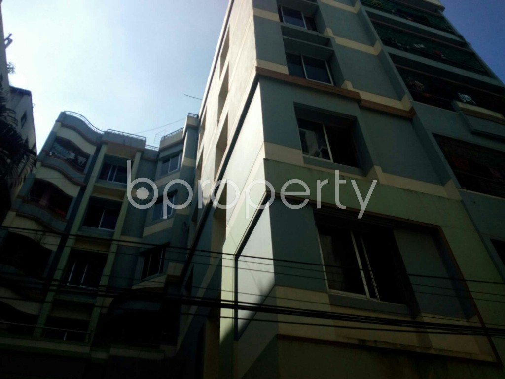 Outside view - 2 Bed Apartment to Rent in Bayazid, Chattogram - 1940883