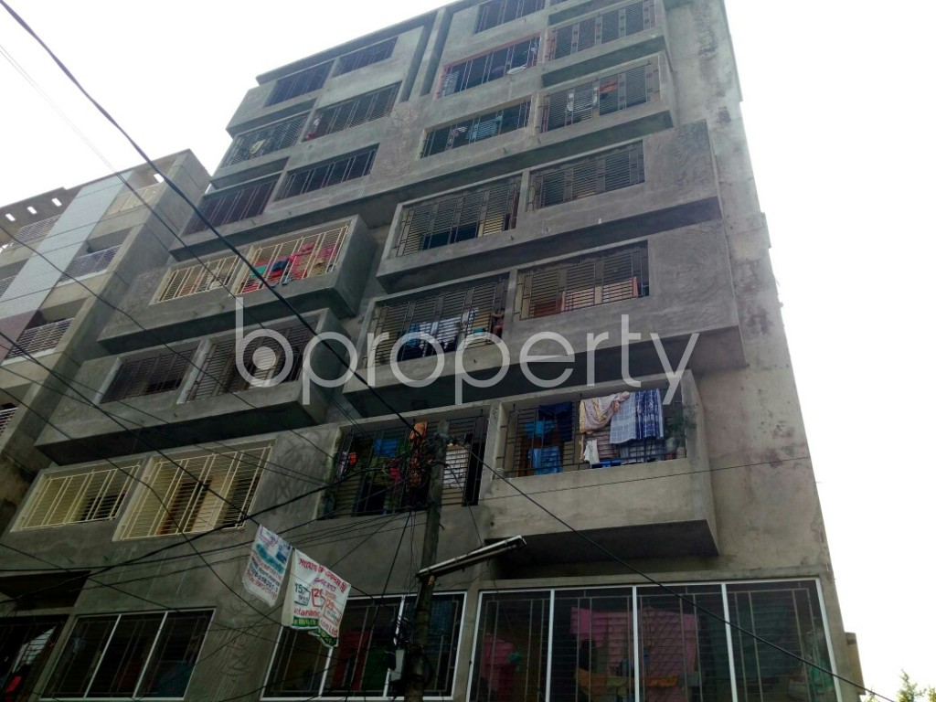 Outside view - 3 Bed Apartment to Rent in Bayazid, Chattogram - 1940904