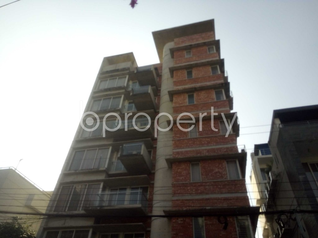 Front view - 4 Bed Apartment to Rent in Baridhara, Dhaka - 1940970
