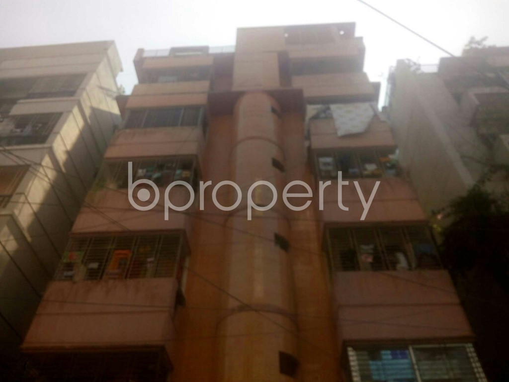 Front view - 2 Bed Apartment for Sale in Uttara, Dhaka - 1941051
