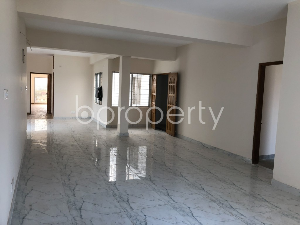 Dining area - 4 Bed Apartment for Sale in Badda, Dhaka - 1934636