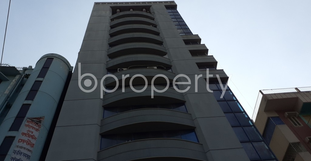 Outside view - Office for Sale in Kathalbagan, Dhaka - 1941127