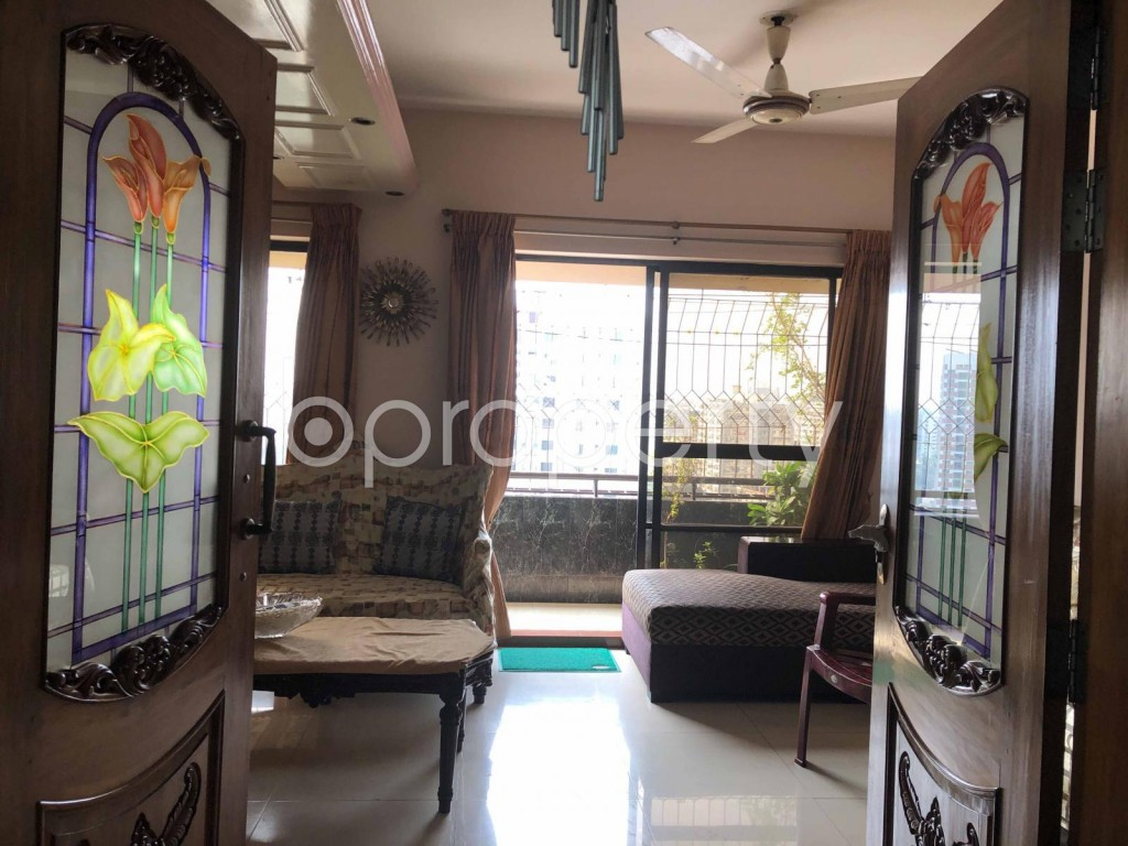 Empty Room - 4 Bed Apartment for Sale in Maghbazar, Dhaka - 1937425