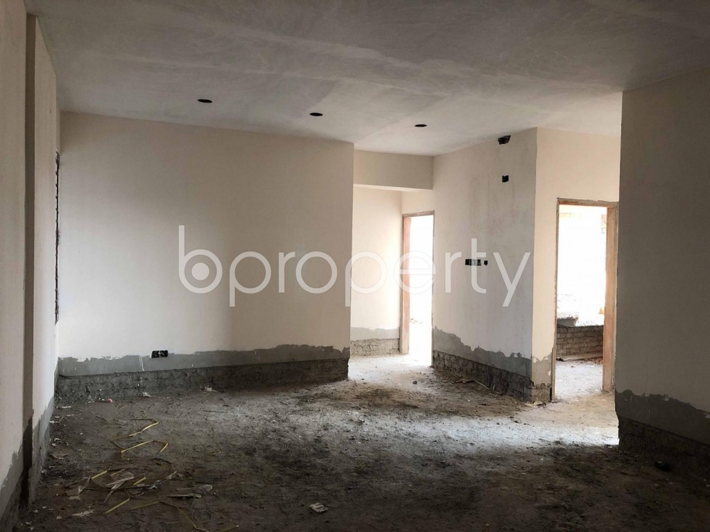 Dining area - 3 Bed Apartment for Sale in Maniknagar, Dhaka - 1937315