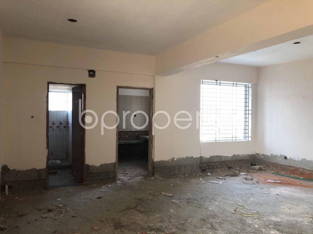 Dining area - 3 Bed Apartment for Sale in Maniknagar, Dhaka - 1937319