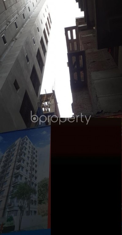 Outside view - 3 Bed Apartment for Sale in Gazipur Sadar Upazila, Gazipur - 1941427
