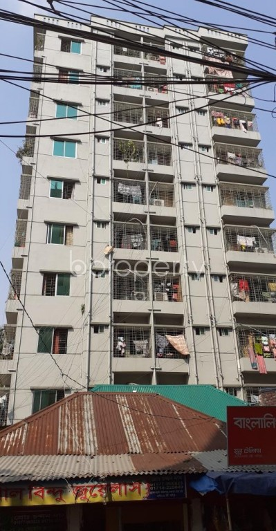 Outside view - 4 Bed Apartment for Sale in Gazipur Sadar Upazila, Gazipur - 1941438