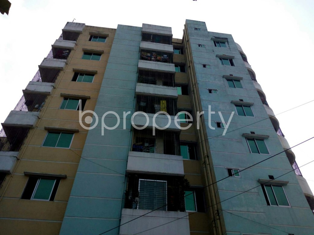 Front view - 2 Bed Apartment for Sale in Double Mooring, Chattogram - 1941539