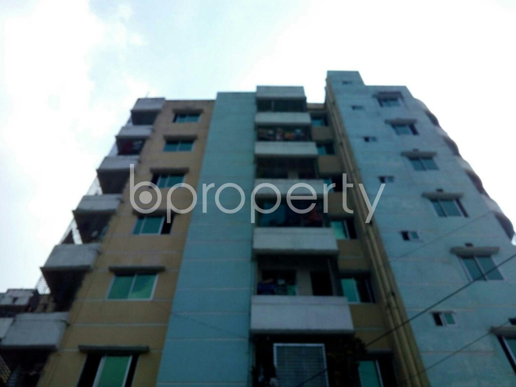 Front view - 2 Bed Apartment for Sale in Double Mooring, Chattogram - 1941541