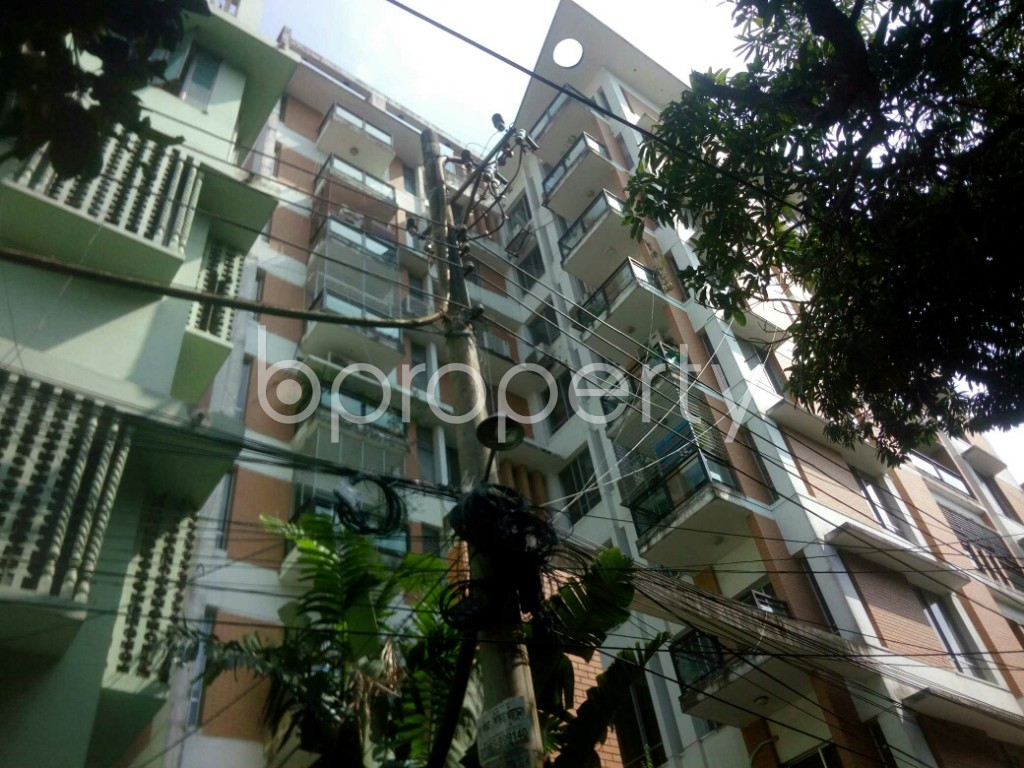 Outside view - 3 Bed Apartment to Rent in East Nasirabad, Chattogram - 1941542