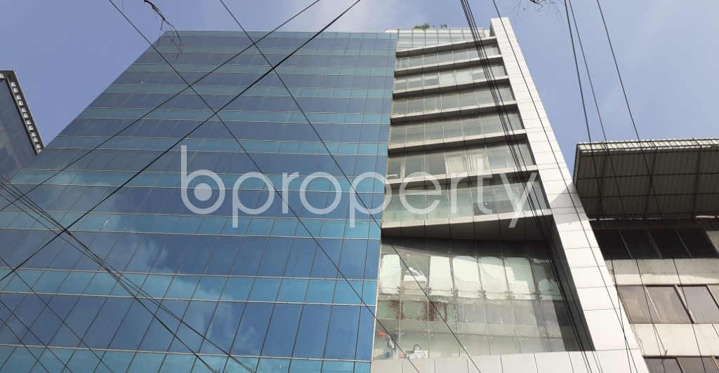 Front view - Shop for Sale in Uttara, Dhaka - 1941592
