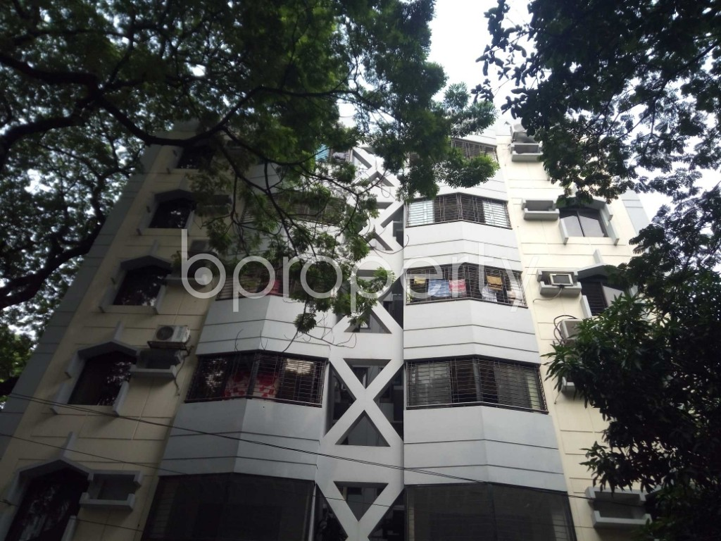 Front view - 3 Bed Apartment to Rent in Banani, Dhaka - 1941611