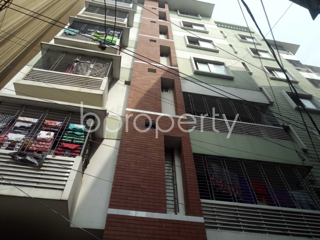 Front view - 2 Bed Apartment to Rent in Lalbagh, Dhaka - 1941613