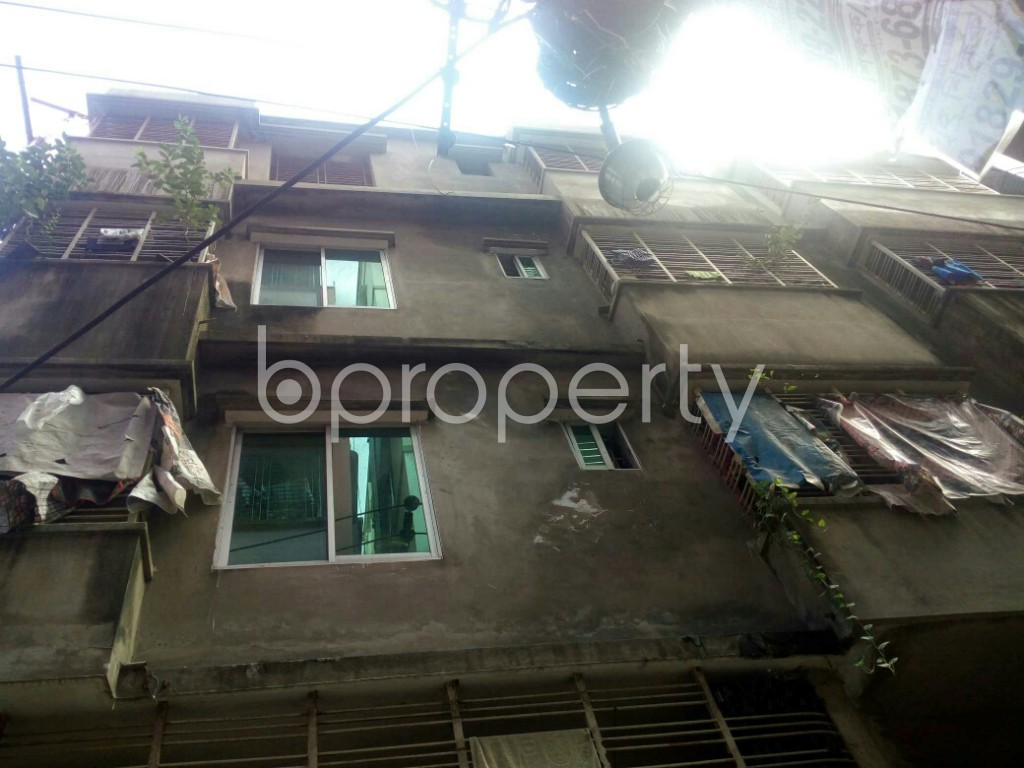 Front view - 3 Bed Apartment to Rent in East Nasirabad, Chattogram - 1941646
