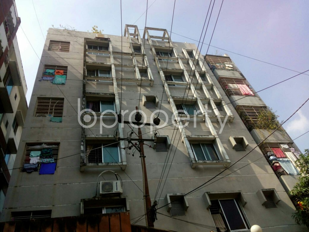 Front view - 2 Bed Apartment to Rent in East Nasirabad, Chattogram - 1941648