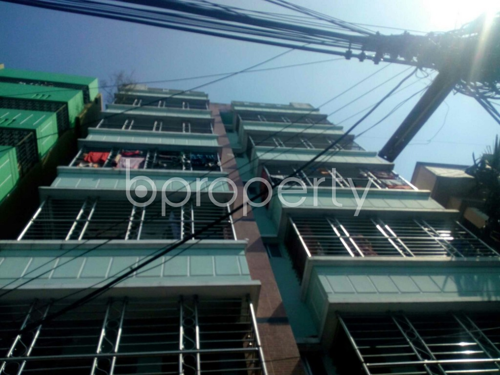 Front view - 3 Bed Apartment to Rent in East Nasirabad, Chattogram - 1941658