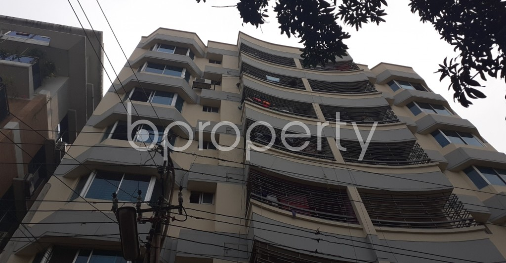 Outside view - 3 Bed Apartment for Sale in Lalmatia, Dhaka - 1941663