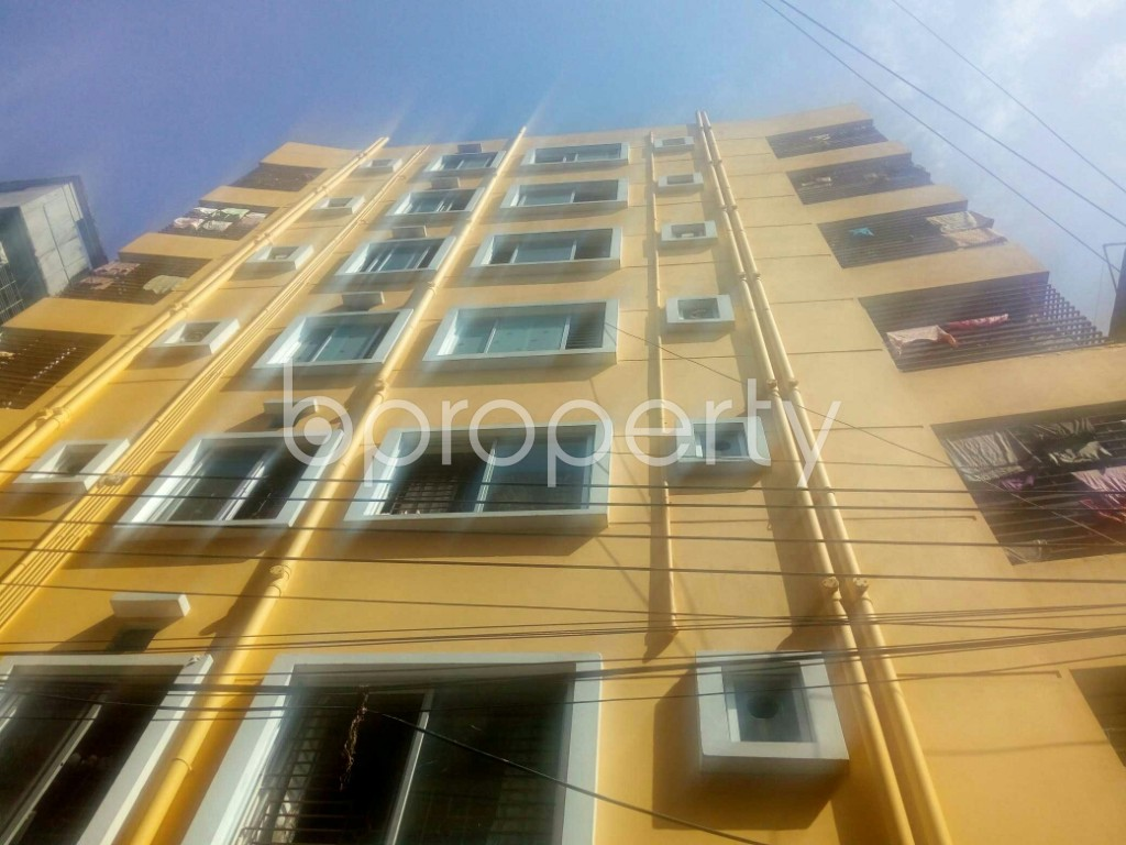 Front view - 3 Bed Apartment to Rent in East Nasirabad, Chattogram - 1941670