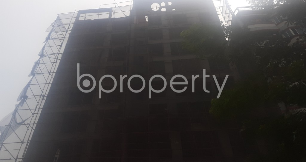 Front view - 3 Bed Apartment for Sale in Mohammadpur, Dhaka - 1941688