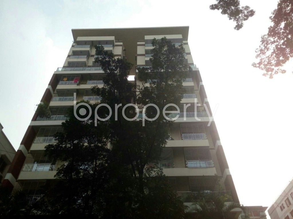 Front view - 4 Bed Apartment to Rent in Banani, Dhaka - 1941738