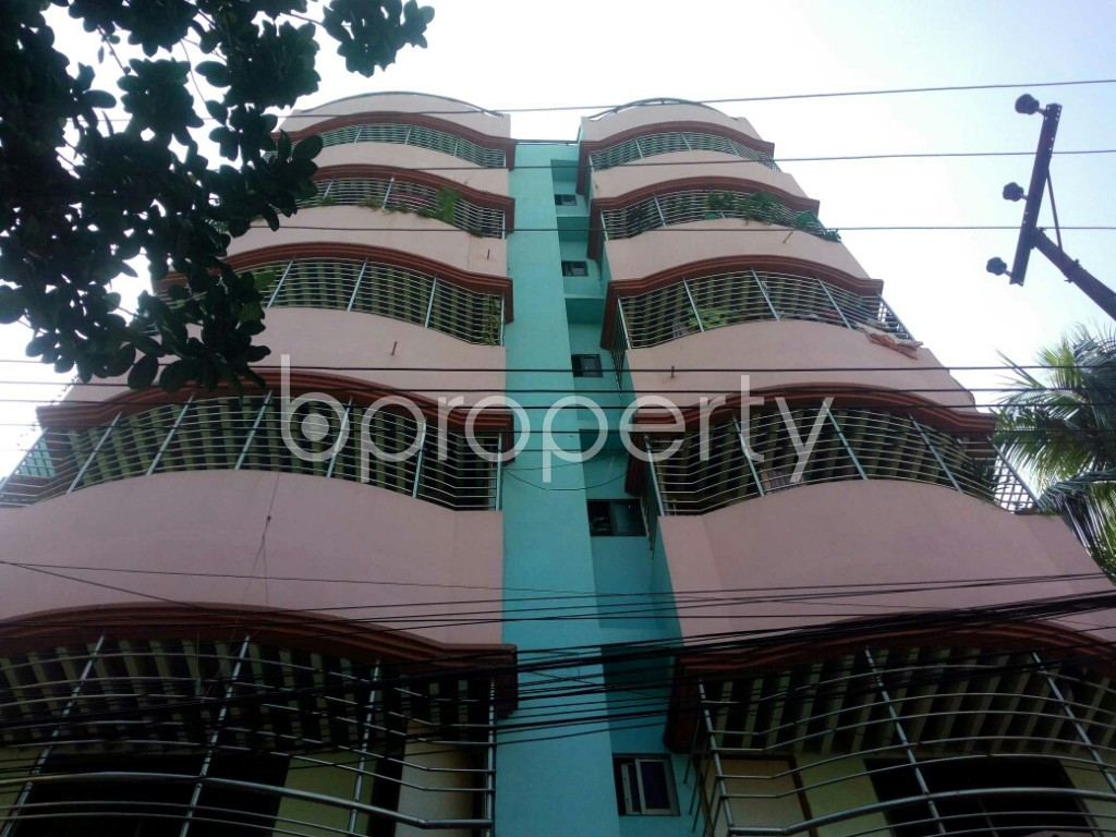 Front view - 2 Bed Apartment to Rent in East Nasirabad, Chattogram - 1941783