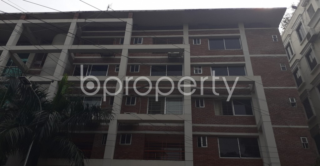Front view - 3 Bed Apartment to Rent in Gulshan, Dhaka - 1941816