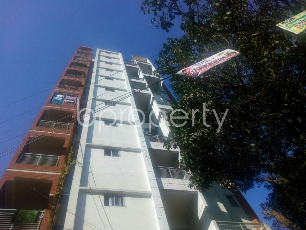 Front view - 3 Bed Apartment for Sale in East Nasirabad, Chattogram - 1941823