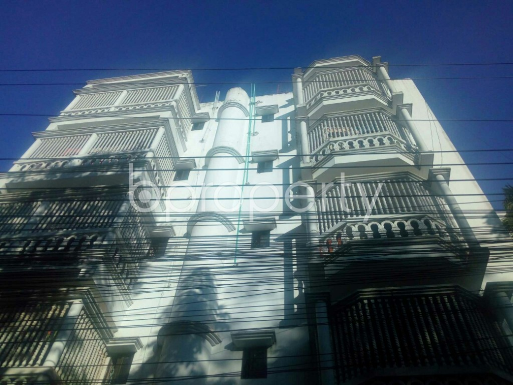 Front view - 3 Bed Apartment to Rent in East Nasirabad, Chattogram - 1941870