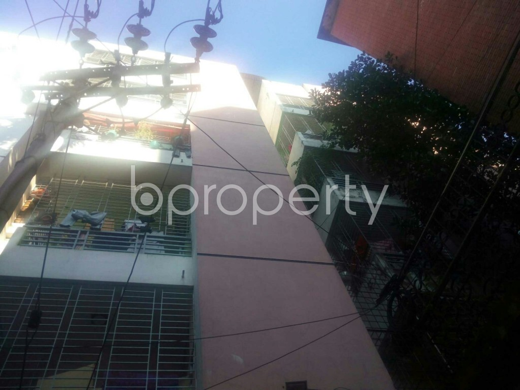 Front view - 3 Bed Apartment to Rent in East Nasirabad, Chattogram - 1941918